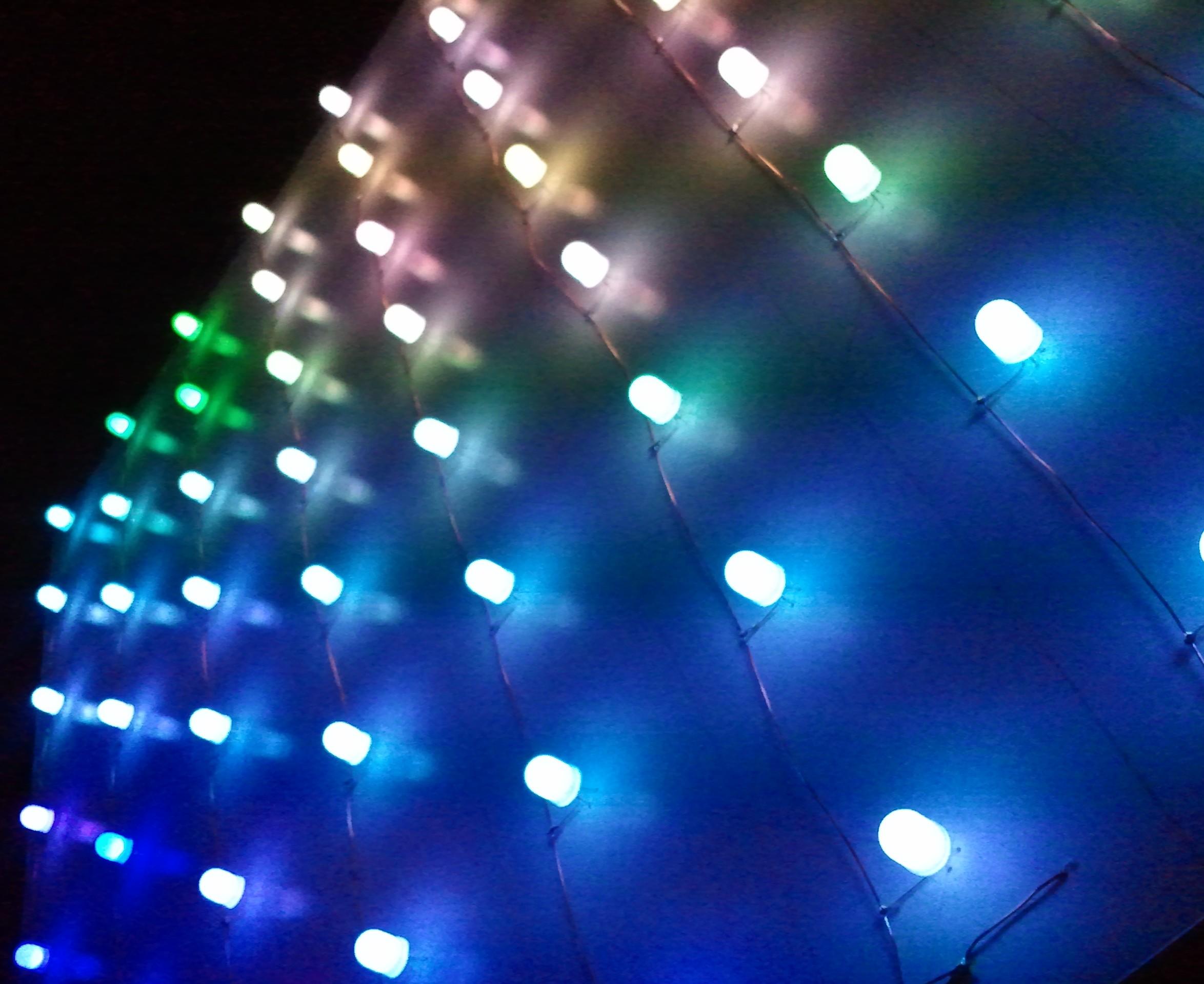 Huge RGB Led Matrix