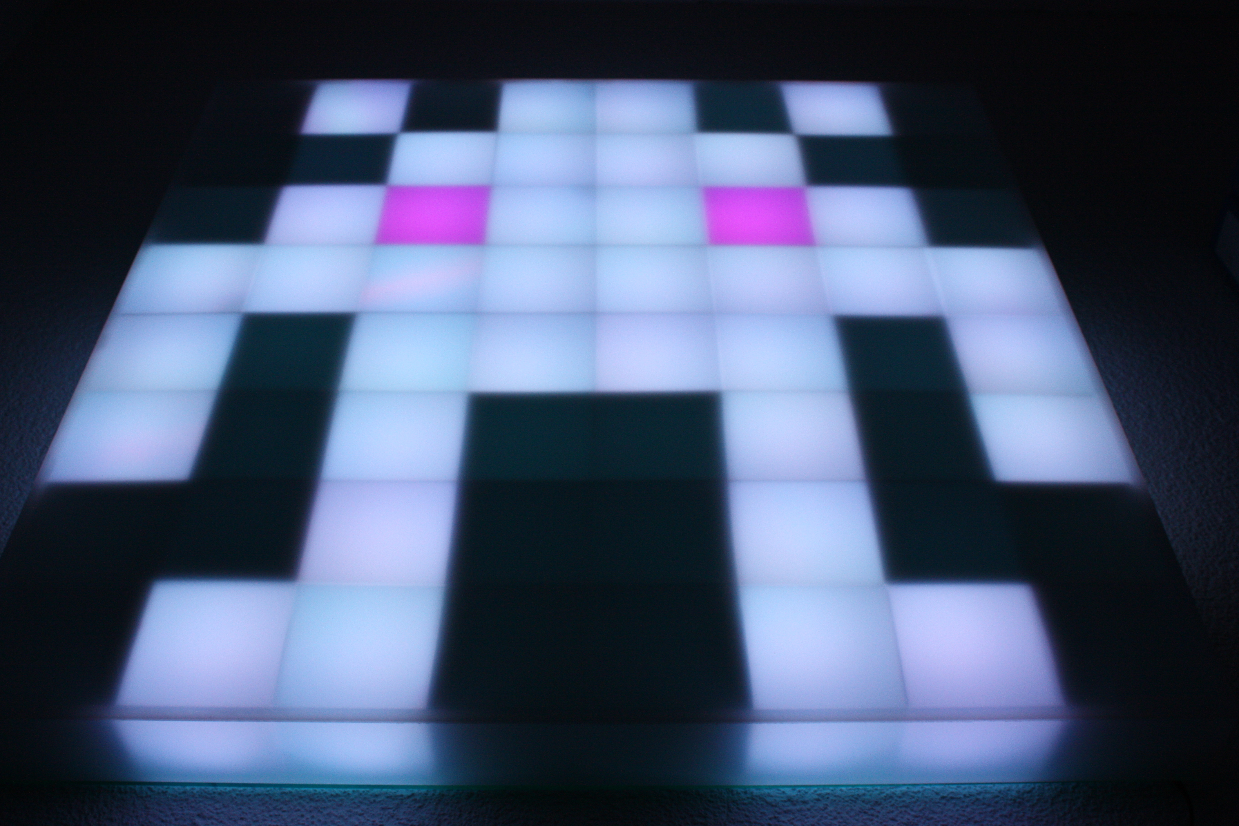PixelInvaders 3D RGB LED Panels