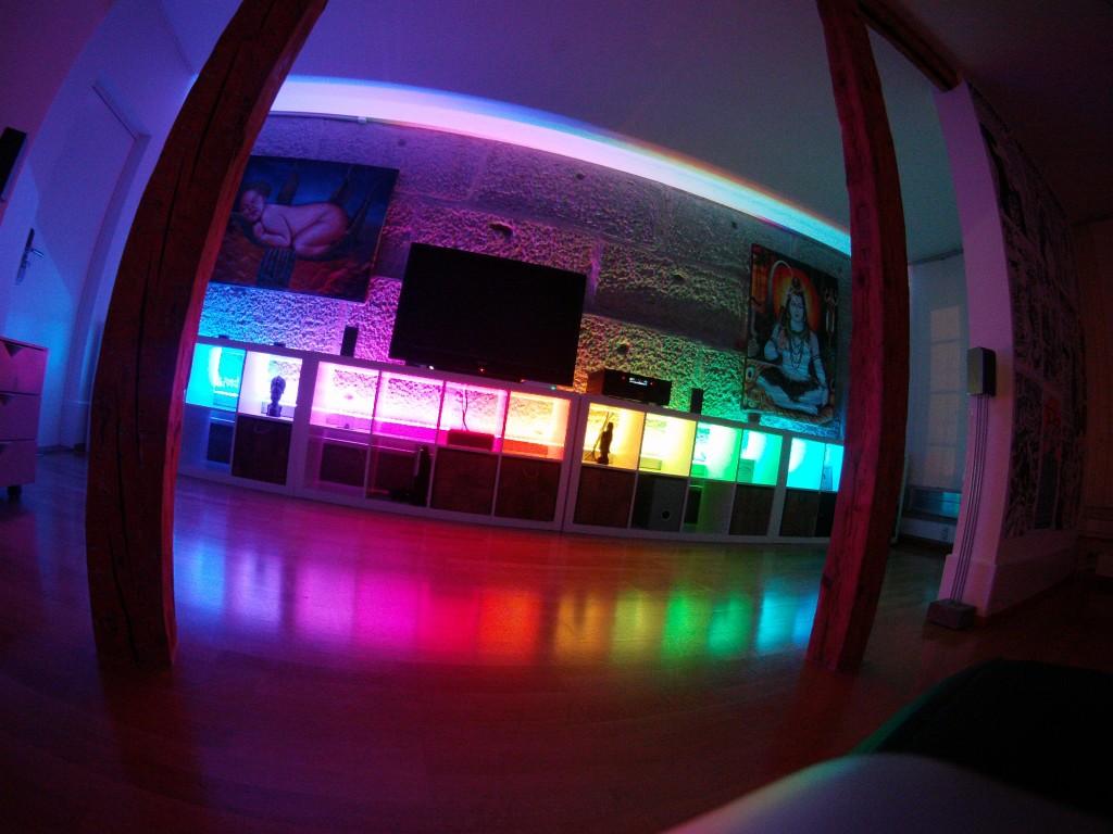 Led lighting strips for home led strip lighting by bazz for av led lighting strips for home stripinvaders light system for led strips homes 55dqh lighting home aloadofball Gallery