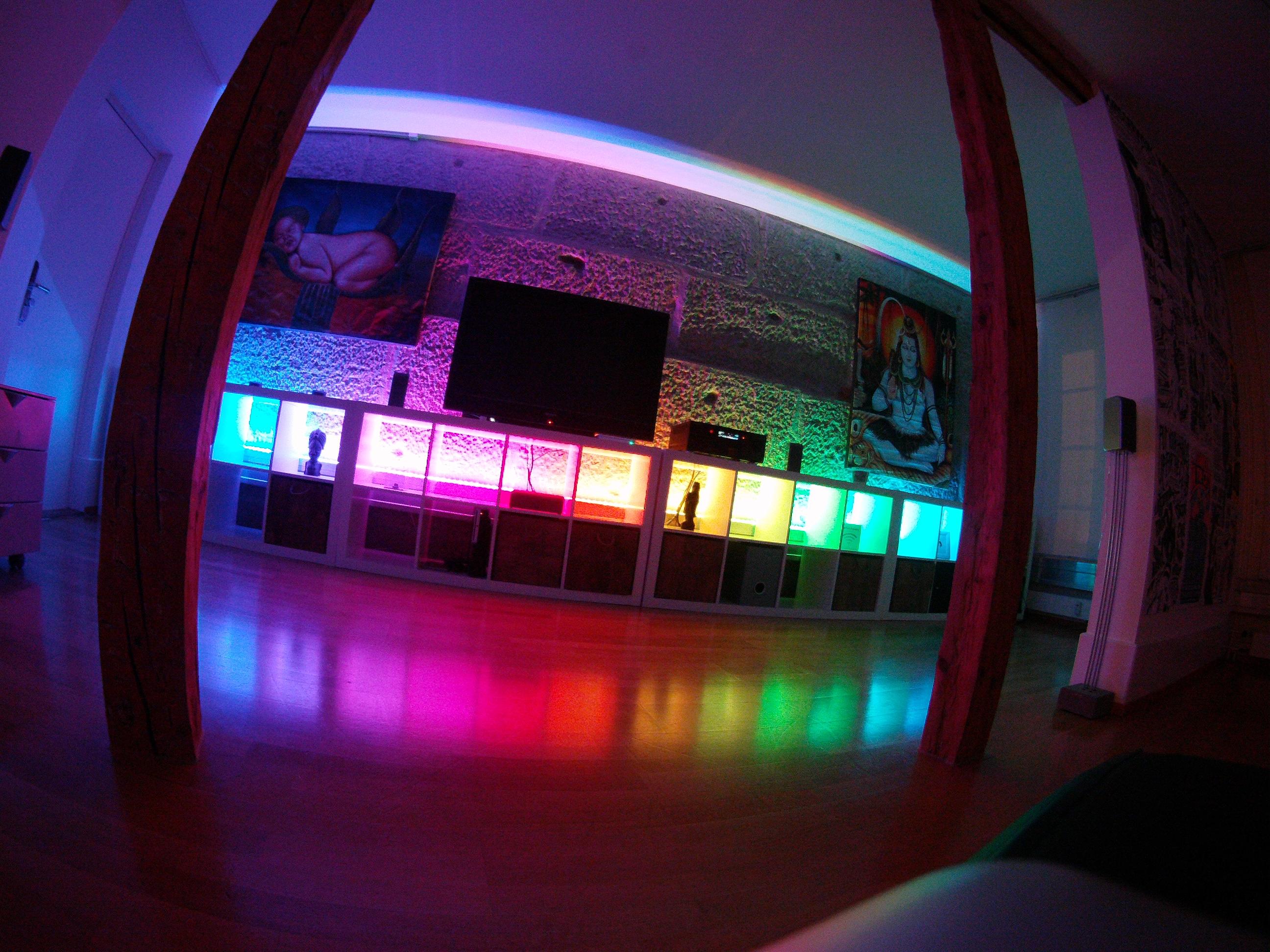 StripInvaders Light System