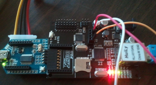 Leds on arduino uno