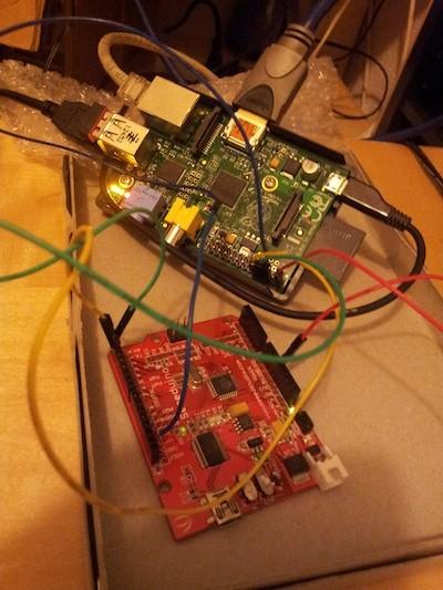 RPI-Arduino