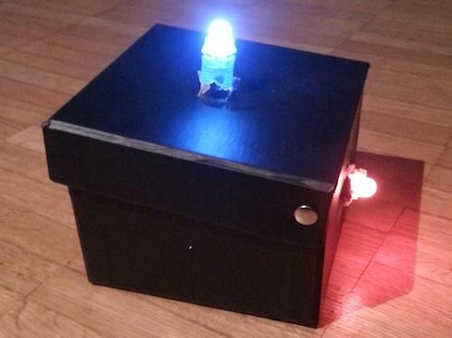 arduinoTheftBox